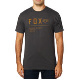 Fox Racing Non Stock Premium T-Shirt Black Vintage