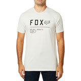 Fox Racing Non Stock Premium T-Shirt Light Grey