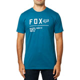 Fox Racing Non Stock Premium T-Shirt Maui Blue