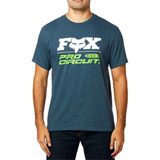 Fox Racing Pro Circuit T-Shirt 19 Navy