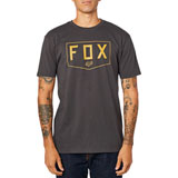 Fox Racing Shield Premium T-Shirt Black/Gold