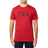 Fox Racing Shield Premium T-Shirt 19 Cardinal