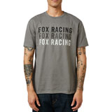 Fox Racing Upping T-Shirt Pewter