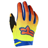 Fox Racing Youth 180 Oktiv Gloves Flo Yellow