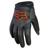 Fox Racing Youth 180 Trev Gloves Black Camo