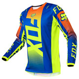 Fox Racing Youth 180 Oktiv Jersey Blue