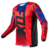 Fox Racing Youth 180 Oktiv Jersey Flo Red