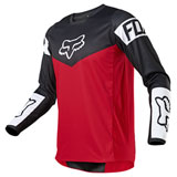 Fox Racing Youth 180 Revn Jersey Flame Red