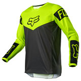 Fox Racing Youth 180 Revn Jersey Flo Yellow