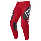 Fox Racing Youth 180 Revn Pants Flame Red