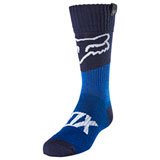 Fox Racing Youth MX Revn Socks Blue