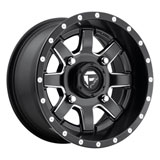 Fuel Off-Road Maverick Wheel Matte Black/Milled