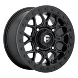 Fuel Off-Road Tech Beadlock Wheel Matte Black