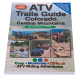 FunTreks Guidebooks ATV Trails Guide Colorado Central Mountains