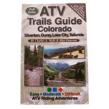 FunTreks Guidebooks ATV Trails Guide Colorado, Silverton, Ouray, Lake City, Telluride