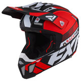 FXR Racing Clutch Boost Helmet Red