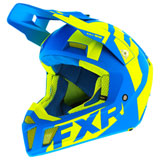 FXR Racing Clutch CX Helmet Blue/Hi-Vis