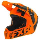 FXR Racing Clutch CX Helmet Orange/Black