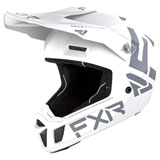 FXR Racing Clutch CX Helmet White