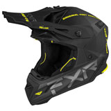 FXR Racing Helium Ride Co Helmet Hi-Vis