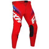 FXR Racing Clutch Pant Red