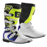 Gaerne Youth SG-J Boots White/Blue/Yellow
