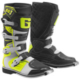 Gaerne Youth SG-J Boots White/Yellow/Grey