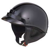 GMax GM35 Fully Dressed Helmet Black