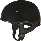 GMax GM45 Half Helmet Gloss Black