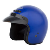 GMax GM2 Open Face Helmet Blue