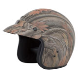 GMax Youth GM2 Open Face Helmet Camouflage