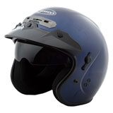 GMax GM32 Open Face Helmet Blue