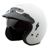 GMax GM32 Open Face Helmet Pearl White