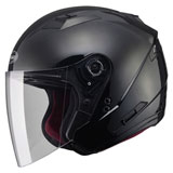 GMax OF77 Open Face Helmet Black