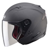 GMax OF77 Open Face Helmet Matte Black