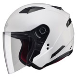 GMax OF77 Open Face Helmet Pearl White