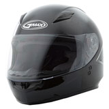 GMax Youth GM49Y Helmet Black