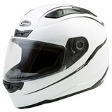 GMax FF88 Precept Helmet White/Black