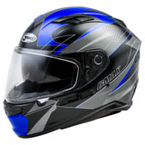 GMax FF98 Apex Helmet Black/Blue