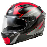 GMax FF98 Apex Helmet Black/Red