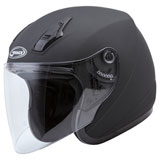 GMax OF17 Open Face Helmet Matte Black