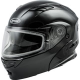 GMax MD01S Cold Weather Modular Helmet Black