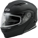 GMax MD01S Cold Weather Modular Helmet Matte Black