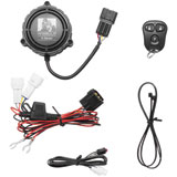 Gorilla 9000 Cycle Motorcycle Alarm with Remote Transmitter