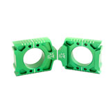 Hammerhead Axle Blocks Green