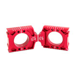 Hammerhead Axle Blocks Red