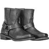 Highway 21 Spark Low Motorcycle Boots