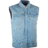 Highway 21 Iron Sights Denim Vest
