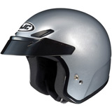 HJC CS-5N Open-Face Motorcycle Helmet Silver