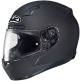 HJC CL-17 Full-Face Motorcycle Helmet Matte Black